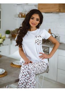 Пижама П-М-101 леопард