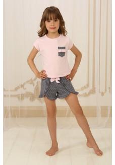 Пижама ДП-М-4 (горошек)