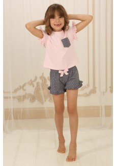 Пижама ДП-М-3 (горошек)