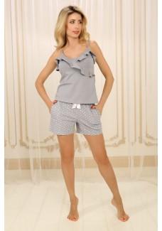 Пижама П-М-73 (звездочки)