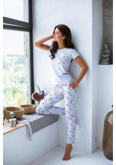 Пижама П-М-101 (панда)
