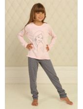 Пижама ДП-М-7 (сердечки)