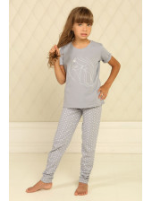 Пижама ДП-М-6 (сердечки)