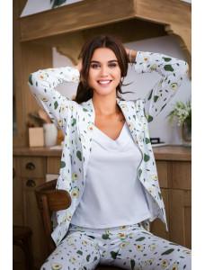 Пижама П-М-105 (авокадо)