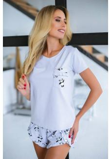 Пижама П-М-100 (панда)